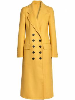 Burberry Double-breasted Cashmere Tailored Coat 8001445