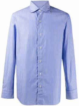 Finamore 1925 Napoli рубашка Tokyo в полоску TOKYO012207