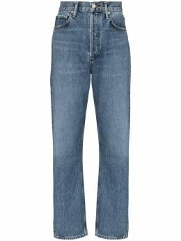Agolde прямые джинсы с карманами A1541206