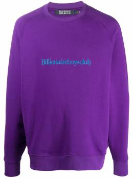 Billionaire Boys Club толстовка с вышитым логотипом B20351