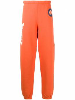 Heron Preston спортивные брюки с логотипом HMCH014F20JER0012201