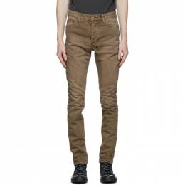 Ksubi Brown Chitch Jeans 52710