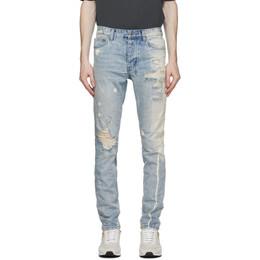 Ksubi Blue Chitch Oktane Jeans 52120
