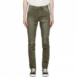 Ksubi Green Chitch Jeans 52750