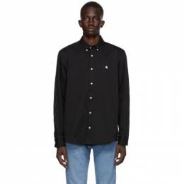 Carhartt Work In Progress Black Madison Shirt I023339