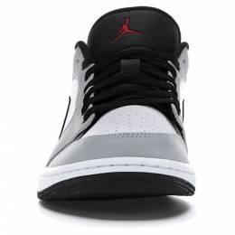 Nike Jordan 1 Low Light Smoke Grey Sneakers Size EU 43 (US 9.5) 352106