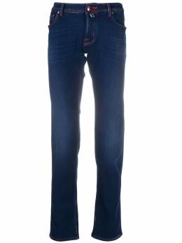 Jacob Cohen узкие джинсы средней посадки J622SLIMCOMF02048W2
