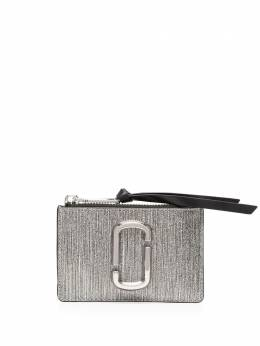 Marc Jacobs кошелек The Snapshot Glitter Stripe M0016759040