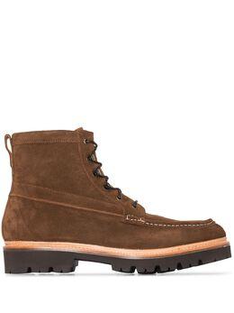 Grenson ботинки Rocco на шнуровке 112916