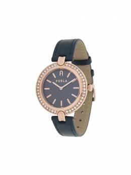 Furla наручные часы Logo Links 34 мм WW00004003L2