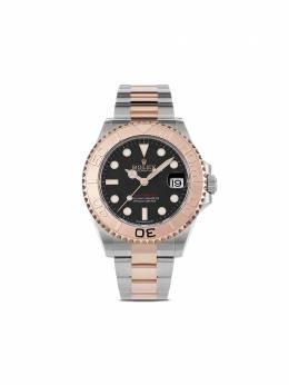 Rolex наручные часы Yacht-Master 37 мм pre-owned 2020-го года 268621