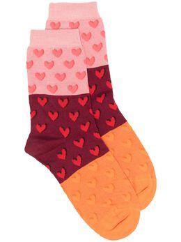 Paul Smith носки с принтом W1A086DEF347
