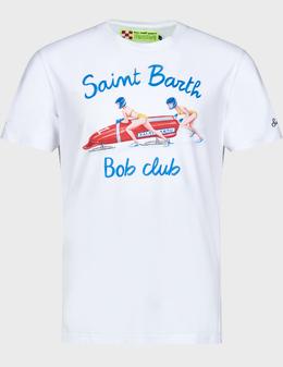 Футболка Mc2 Saint Barth 136056