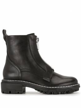 Rag&Bone ботинки Shilo на молнии WFF20FF024MM24