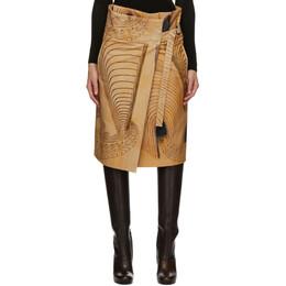 Lemaire Tan Martin Ramirez Edition Skirt W 204 SK260 LF537
