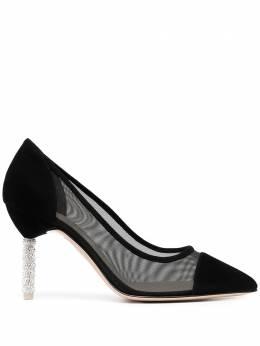 Sophia Webster сетчатые туфли-лодочки Jasmine с кристаллами FAW20101