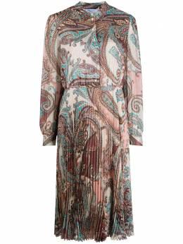 Blumarine платье с принтом пейсли 23129