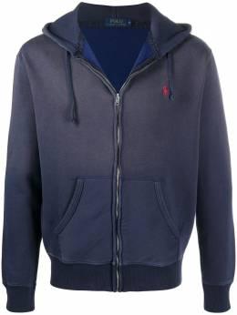 Polo Ralph Lauren куртка с капюшоном и вышитым логотипом 710561047003