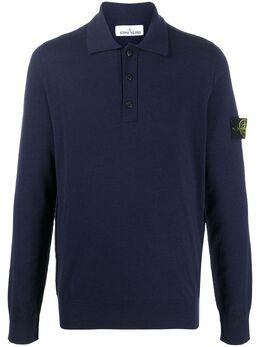Stone Island рубашка поло 7315512A1