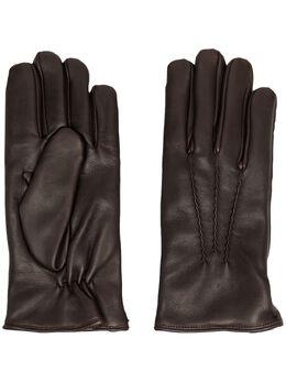 Orciani перчатки со вставками GU0072NAPPAFLAKE