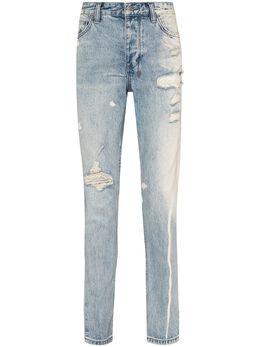 Ksubi джинсы Chitch Oktane кроя слим 5000005212