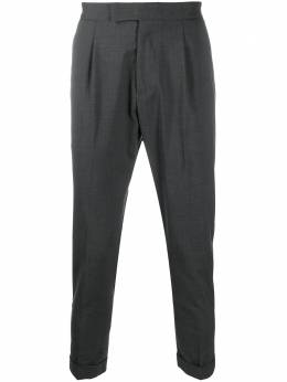 Low Brand укороченные брюки строгого кроя L1PFW20215314
