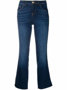 Liu Jo укороченные расклешенные джинсы UF0021D4510