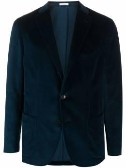 Boglioli однобортный пиджак N2902EBFC033