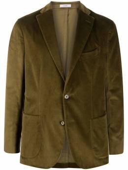 Boglioli пиджак на пуговицах с длинными рукавами N2902EBFC033
