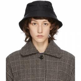 Ymc Black Bucket Hat QHPAG