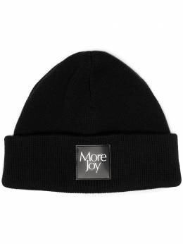 Christopher Kane шапка-бини More Joy M0132WOOLBLACK