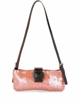 Fendi Pre-Owned сумка на плечо с пайетками 245426685099