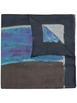 Altea шарф с абстрактным принтом 2060085