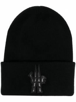 Moncler Grenoble шапка бини с логотипом F20979Z70200A9251