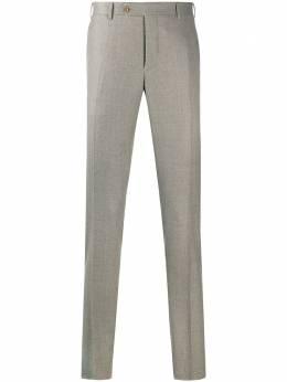 Canali узкие брюки строгого кроя AN0001971018