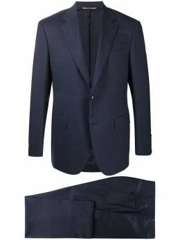 Canali костюм с однобортным пиджаком BR027871128019