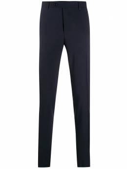 Canali узкие брюки строгого кроя EU0055171018