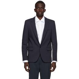 Hugo Navy Slim Fit Blazer 50440026