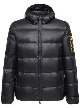 Куртка С Капюшоном Ea7 72I4Q2004-MTIwMA2