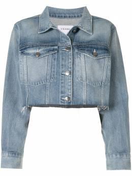Frame джинсовая куртка Ultra Crop UCJK385