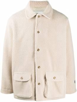 Drole De Monsieur куртка из искусственного меха на пуговицах FW20JT020
