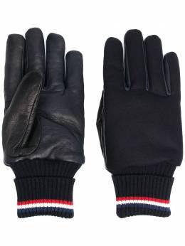 Moncler перчатки с нашивкой-логотипом F20913A7000054233