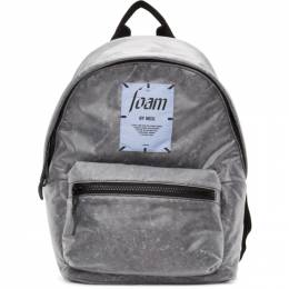 MCQ by Alexander McQueen Grey Classic Backpack 494507R4C42
