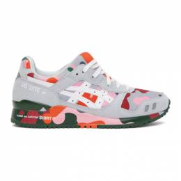 Comme Des Garcons Shirt Multicolor Asics Edition GEL- Lyte III Sneakers W28601