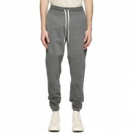 John Elliott Grey Seneca Lounge Pants C157M2014A