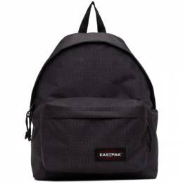 Eastpak Grey Padded Pakr Backpack EK000620D02