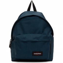 Eastpak Blue Padded Pakr® Dashing Blend Backpack EK000620D04