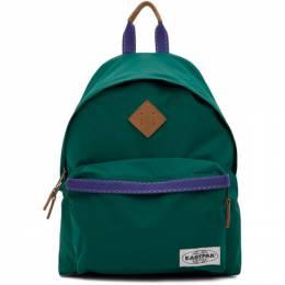 Eastpak Green and Purple Padded Pakr Backpack EK000620C68