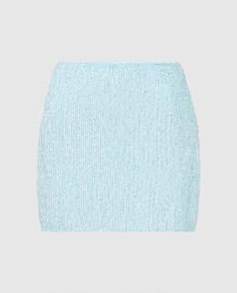 Голубая юбка Retrofete 2300006405198