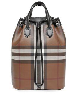 Burberry рюкзак в клетку 8035800